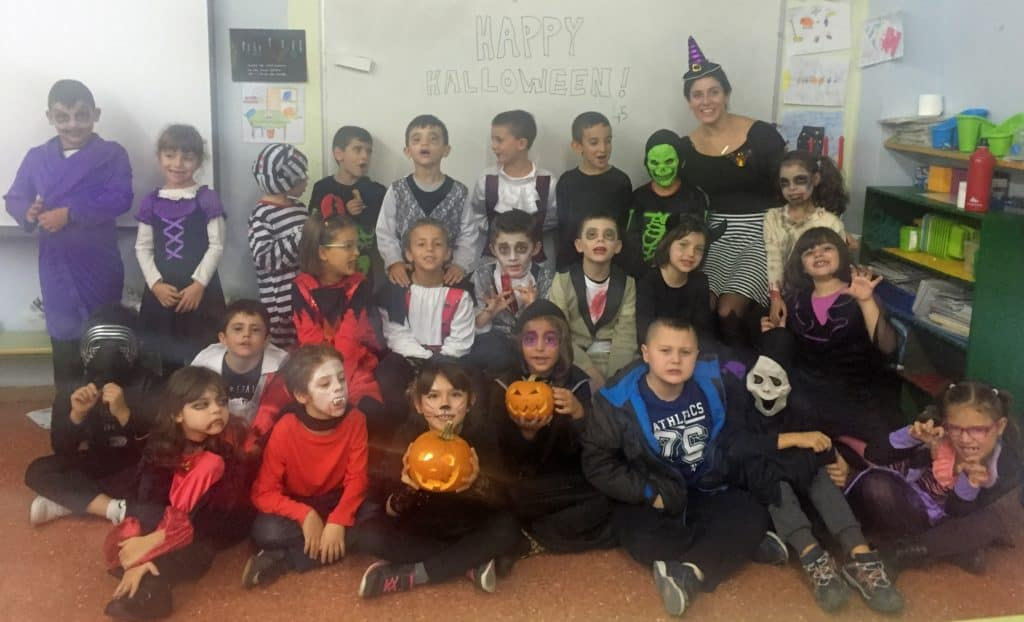 Read to find out just how much fun celebrating Halloween in Spain can be!