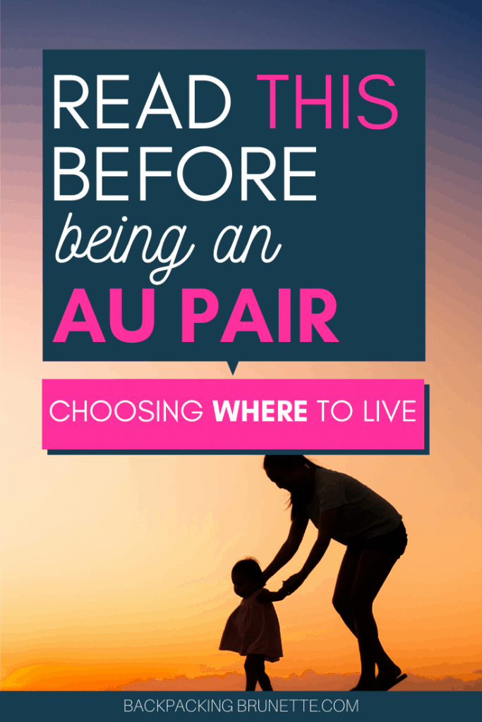Before you decided where to live as an abroad, read this post about the benefits of choosing an au pair host family in a small town.