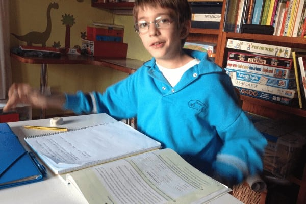 As part of the Spain au pair visa process, make sure you have an au pair contract. It should outline your responsibilities like helping the children with their homework.