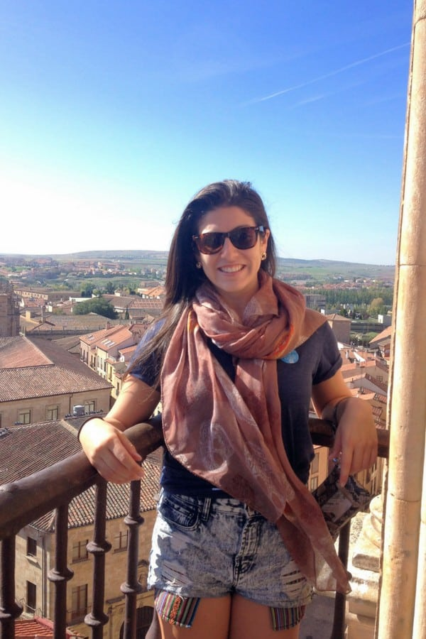 Find out how to spend a weekend in Salamanca, Spain!
