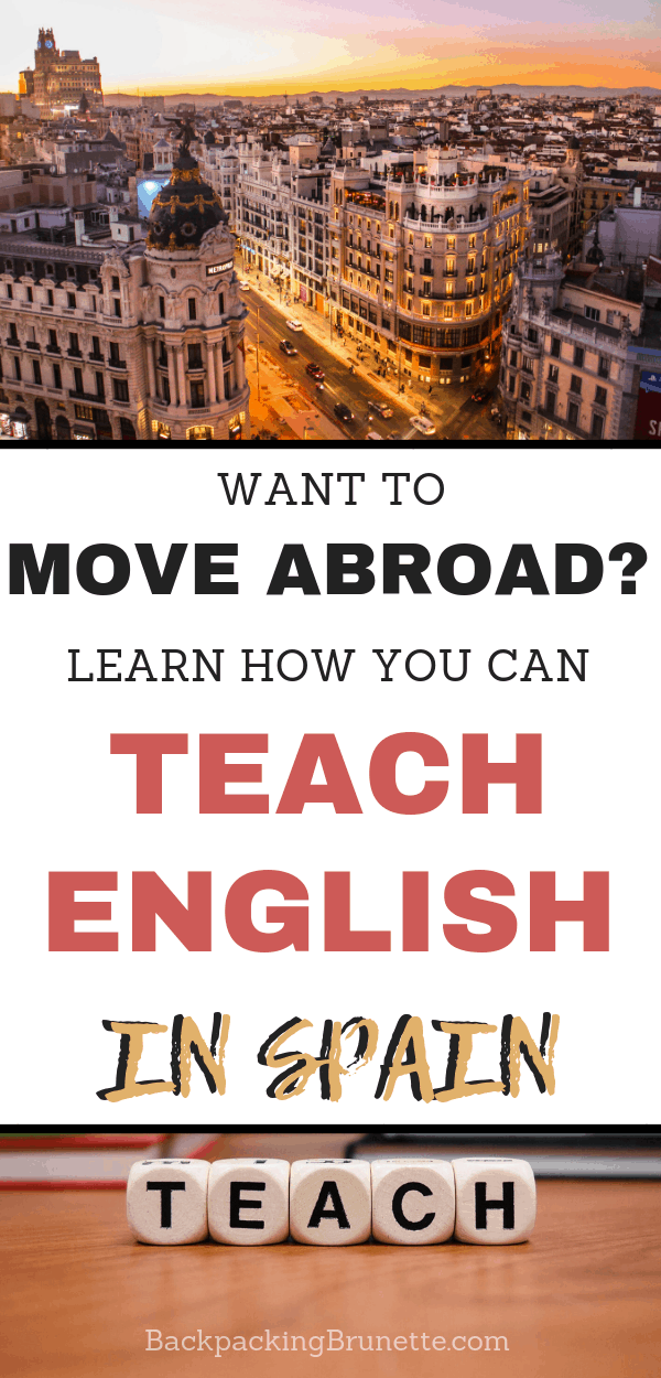 Looking for a fun travel jobs career? Want to know where you can teach English abroad in Europe? This guide has everything you need to know about how to teach English abroad in Spain!
