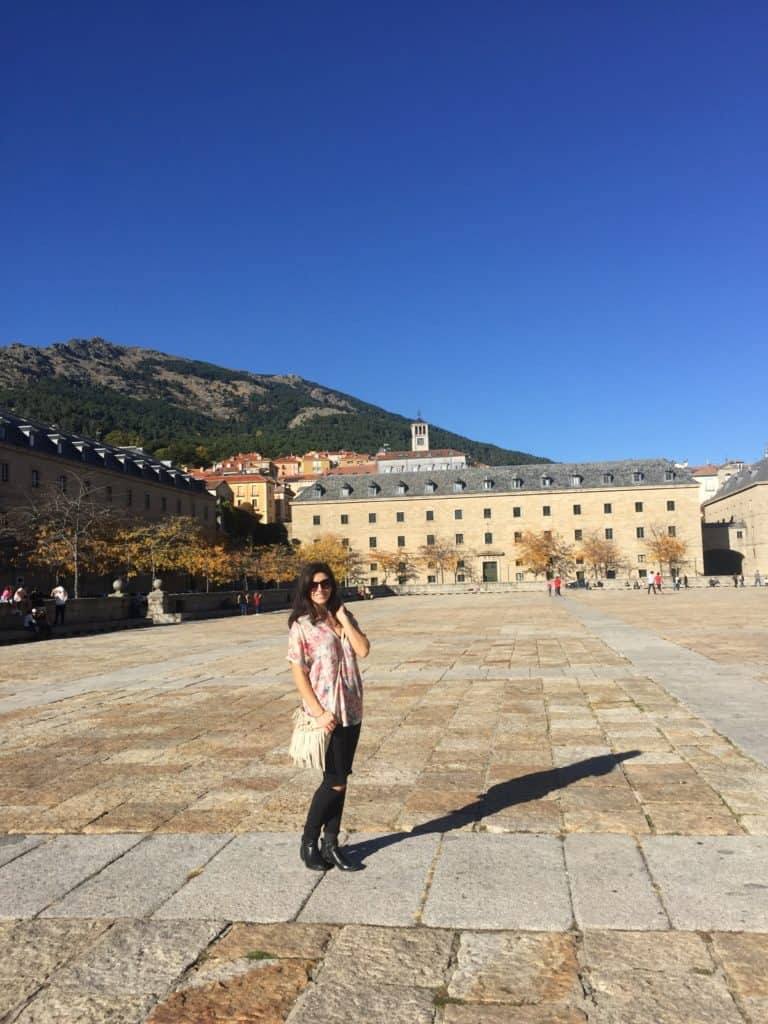 Don't forget a day trip when you're visiting Madrid! Check out El Escorial!