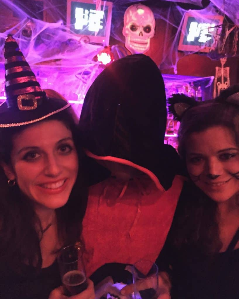 Many clubs in Madrid hosted Halloween parties. Read on to find out how much fun celebrating Halloween in Spain can be!