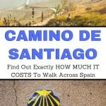 Planning travel to Spain? Check out one of the best hikes in the world: the Camino de Santiago! The Way of St. James will take your across the Spain countryside. Find out how much it costs to walk the Camino de Santiago!
