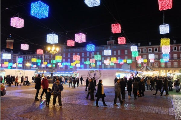 Are you planning on spending part or all of the holidays in Spain? Here are my suggestions and tips for how to celebrate Christmas in Madrid!