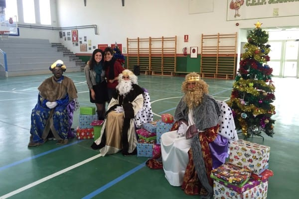Here's an overview of my experience celebrating Christmas in Spain in the schools where I teach English.