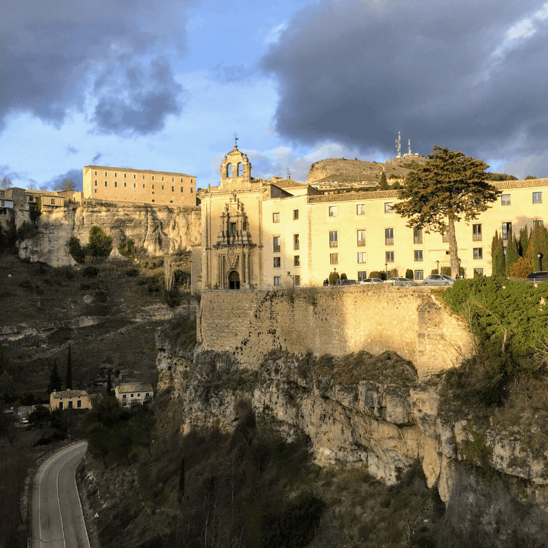 One of the best day trips from Madrid! Check out these awesome things to do in Cuenca, Spain.