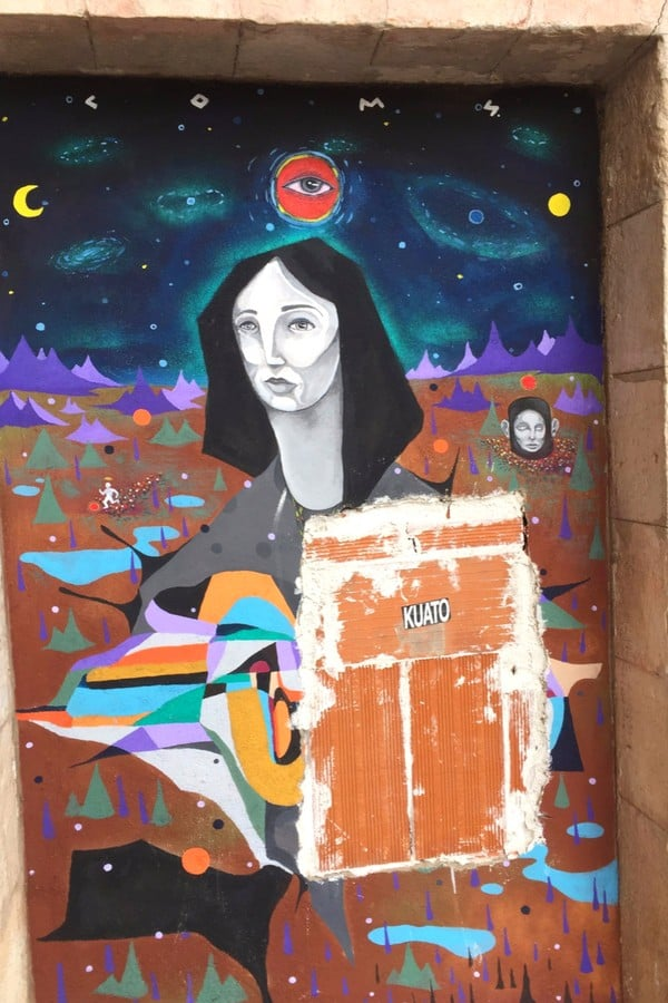 One of the best things to do in Cuenca, Spain, is check out the street art. Here are some great tips and recommendations for what to do in Cuenca!