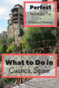 Here are some great tips and recommendations for what to do in Cuenca!