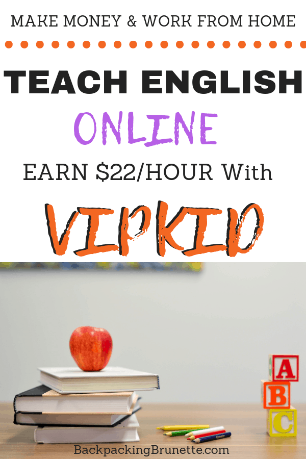 Find out how you can work from home and earn money online! Teach English online and become a VIPKID teacher today!