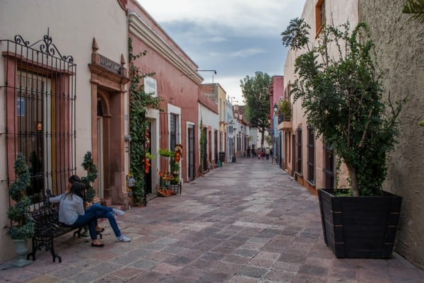 In less than two weeks, I'll be exploring the gorgeous streets of Querétaro. Image Credit: Gerardo Olvera