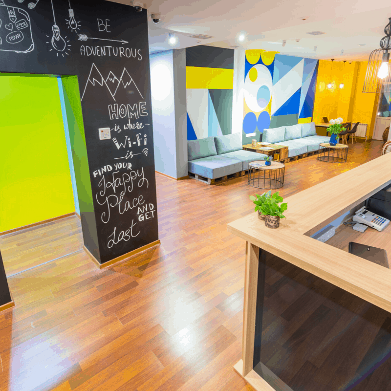 What It's Really Like to Stay in a Hostel