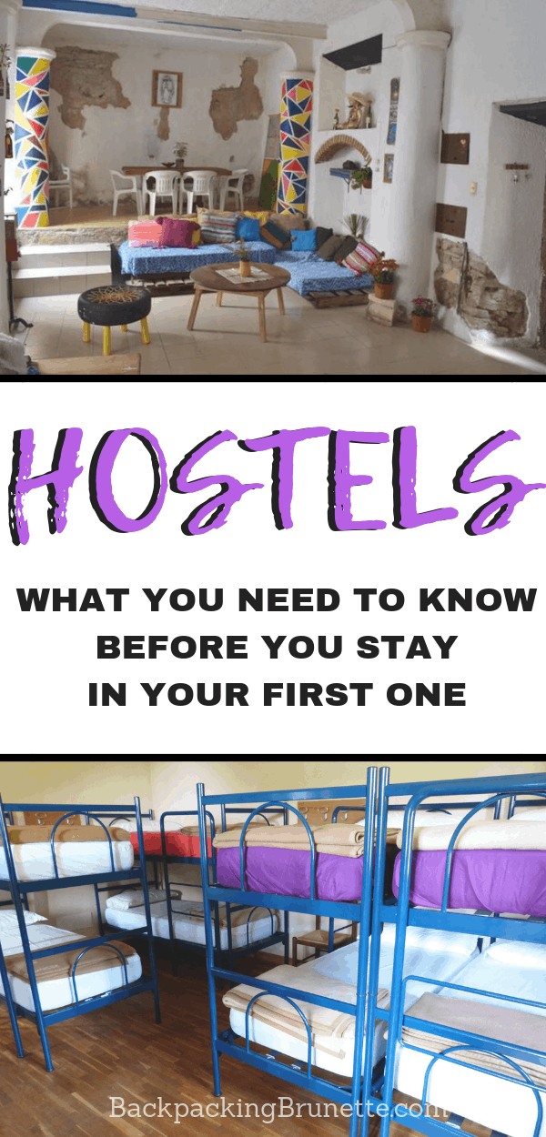Want to travel for cheap? Save money on accommodation and stay in hostels while backpacking Europe. Find out what it's really like to stay in a hostel before you try at this top travel tip!