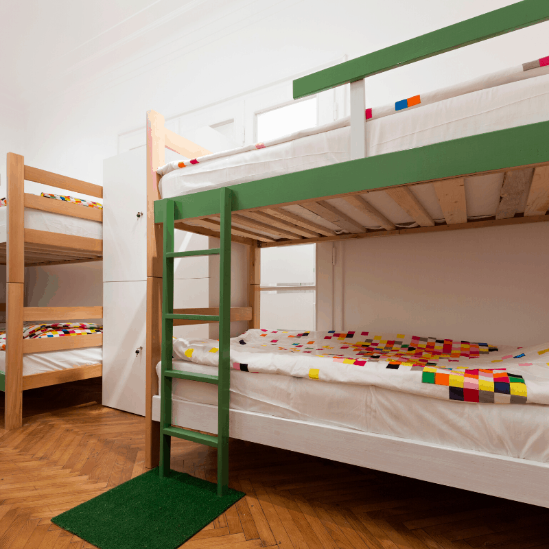 A Backpacker's Guide To Cheap Accommodation  In Europe