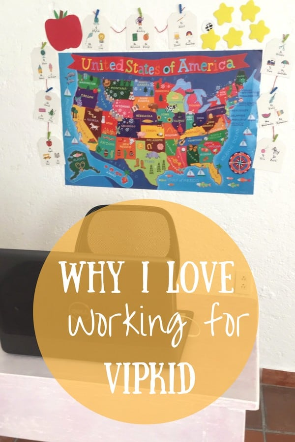 I can't enough good things about working for VIPKID!