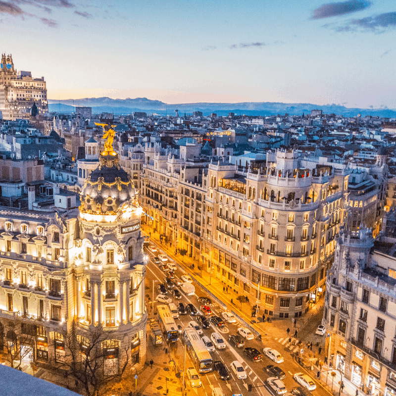 How To Spend The Perfect Sunday in Madrid