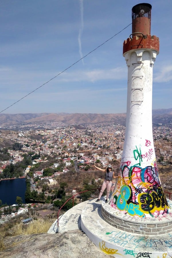 A backpacker's guide to Guanajuato, Mexico! What to see, eat and do in Central Mexico's most colorful city!