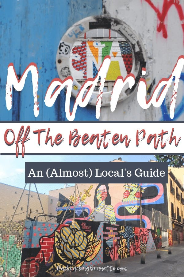 Get to know Madrid off the beaten path with this local's guide to Mad