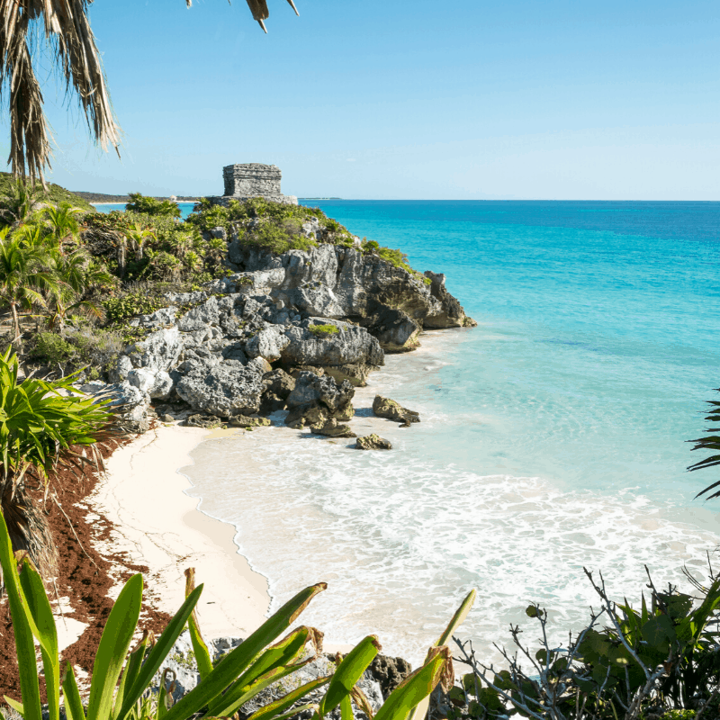 The Beginner's Guide To Backpacking Mexico's Yucatan