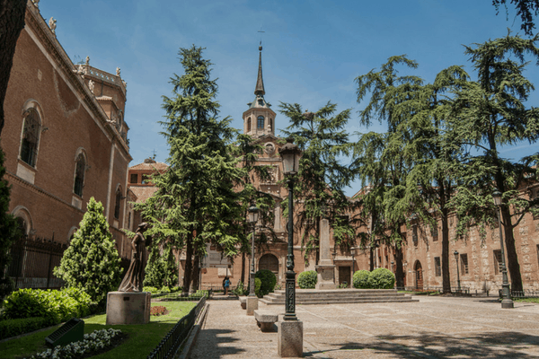 Alcala de Henares is one the best Madrid day trips.