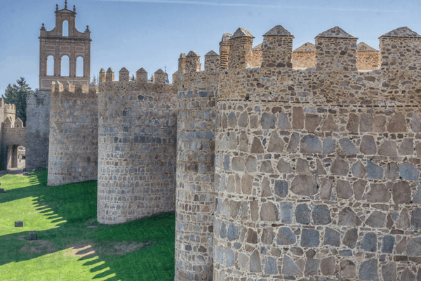 Avila is one of the best Madrid day trips.