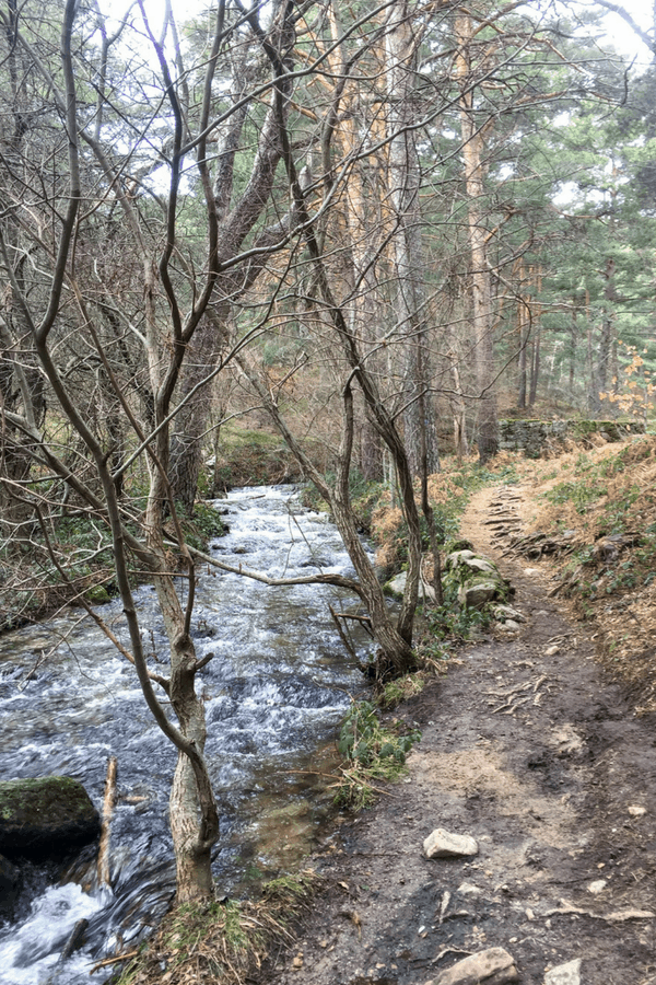 Cercedilla is one of the best Madrid day trips.