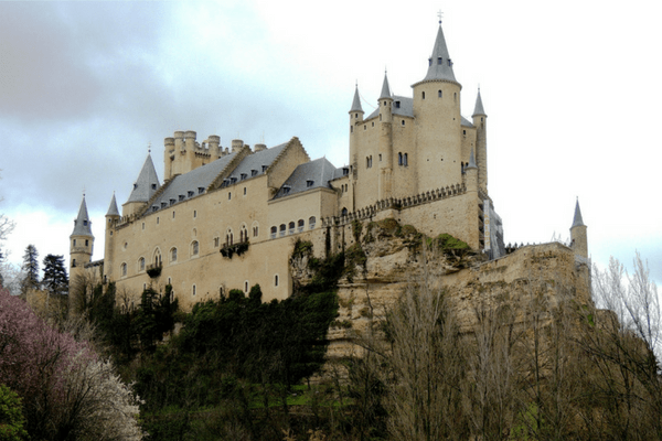 Segovia is one of the best Madrid day trips.