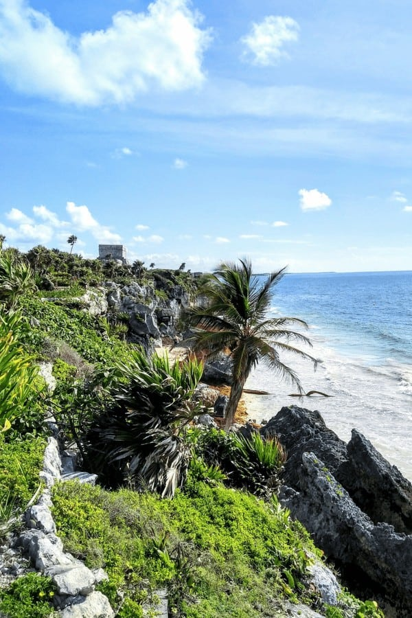 Don't miss the Mayan ruins and visit Tulum on a budget.