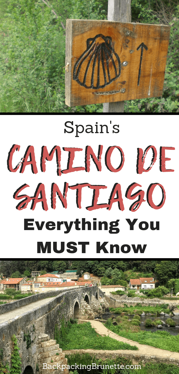 Everything you need to know about the Camino trail in Spain! Advice from Camino de Santiago trail pilgrims.