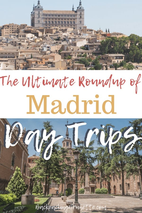 Get off the beaten path with these unusual Madrid day truips!