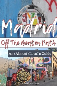 Get off the beaten path with these tips to explore Madrid like a local!