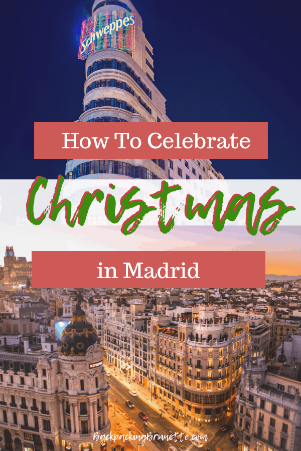 Check out these tips for how to celebrate Christmas in Madrid!