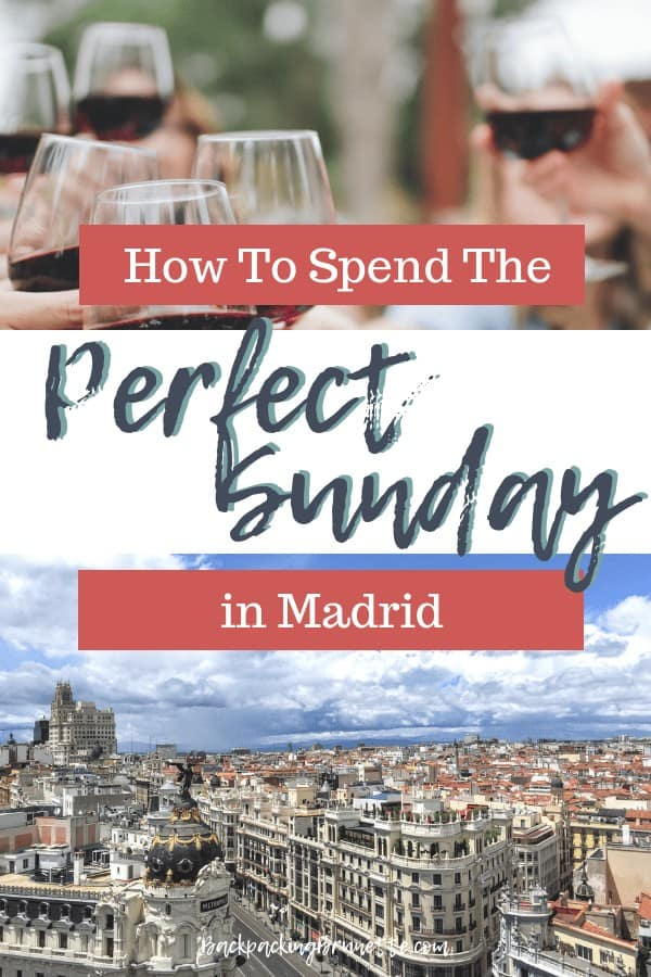 Best things to do in Madrid on Sunday!