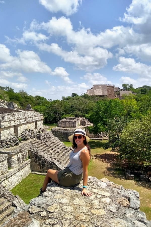 Don't miss the lesser-known Mayan ruins of Ek' Balam. These ruins are part of what makes Valladolid one of Mexico's hidden gems.