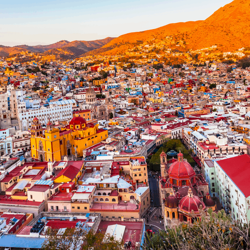 7 Underrated Cities You Need To Visit In Mexico