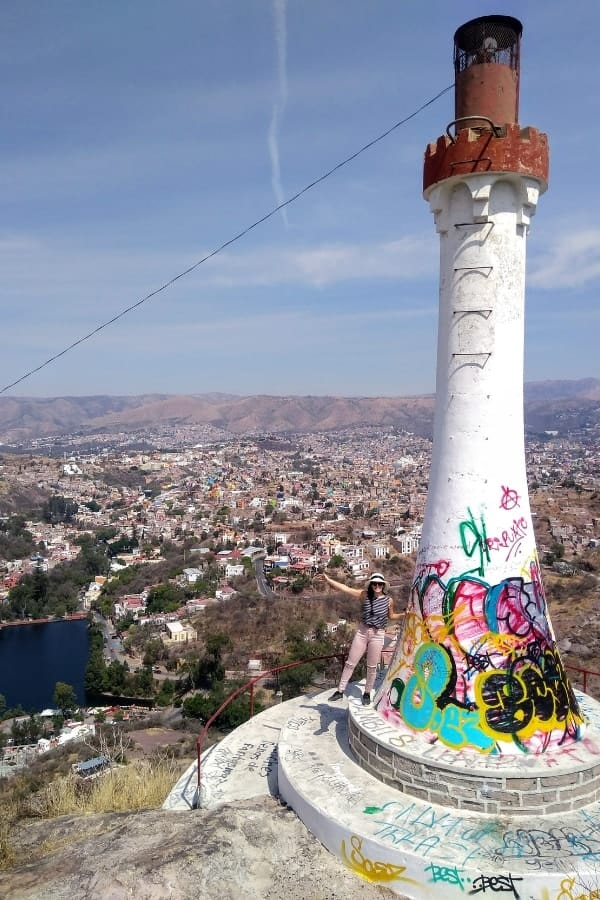 Incredible views of the Presa de Olla in Guanajuato. One of the up and coming places in Mexico!