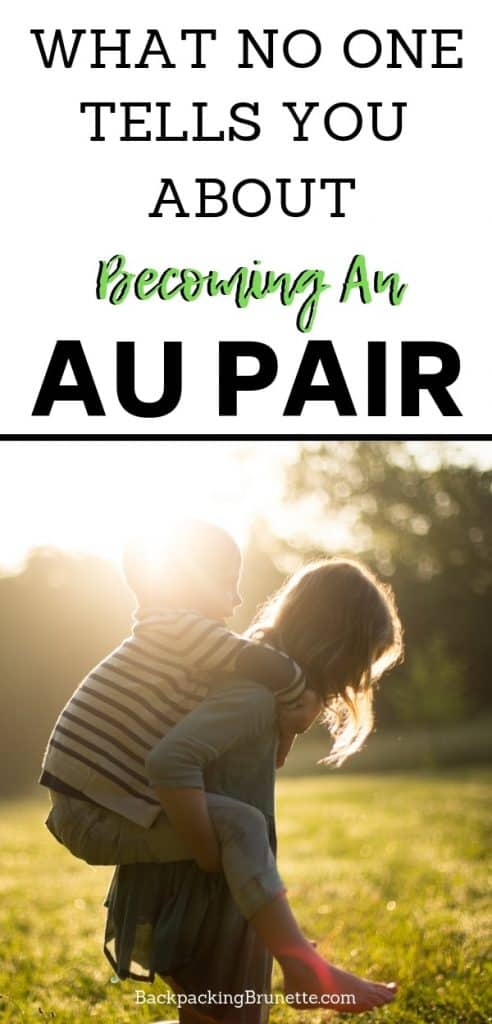 Want to become an au pair? Find out the pros and cons of being an au pair!