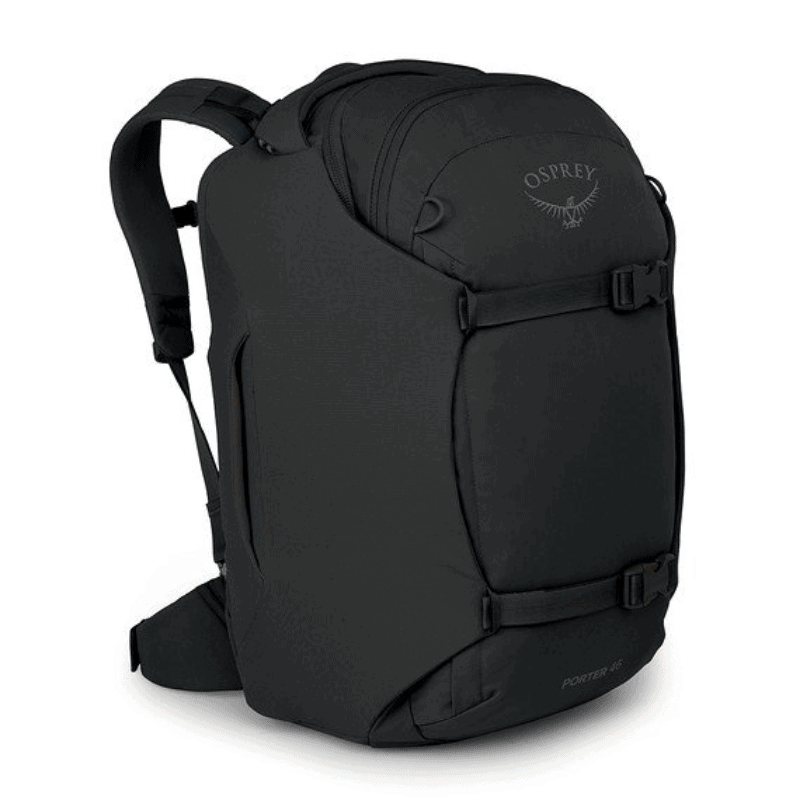 Osprey Porter 46 Review: Best Travel Backpack for Europe, Mexico & Beyond