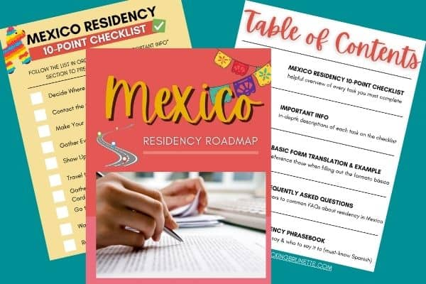 Mexico Residency Roadmap: Your Guide to Living in Mexico Legally