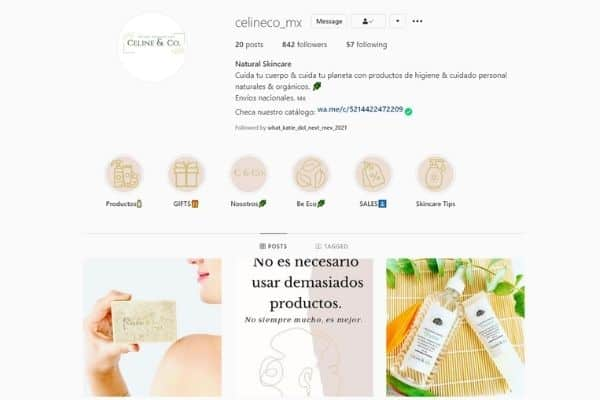 mexico shopping online skincare